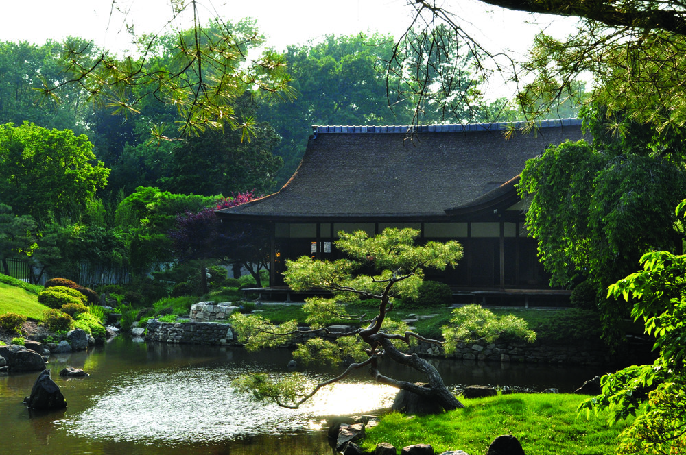 Japanese & Asian Gardens - View Itinerary