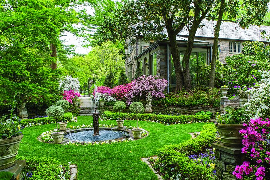 Plant Enthusiast Garden Tour - View Itinerary