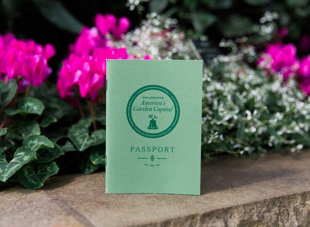get a garden passport - Learn More