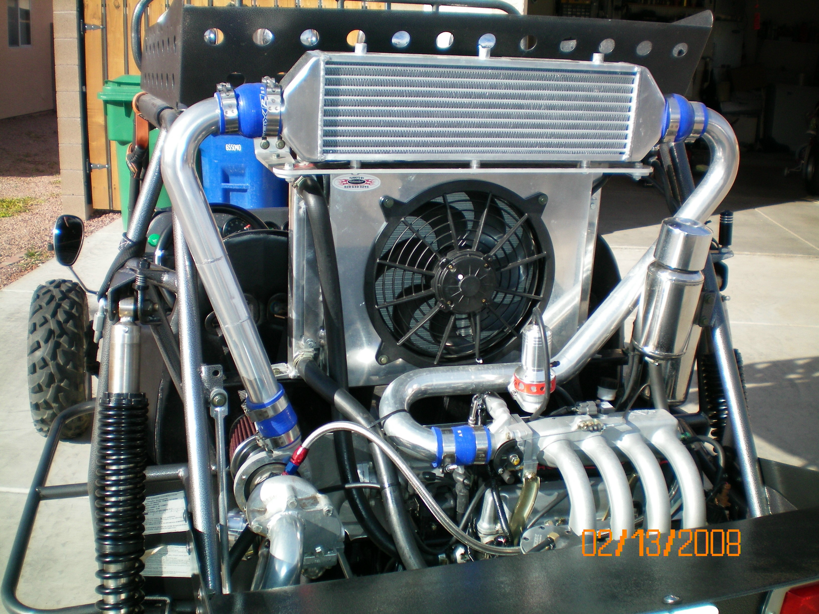 Joyner Sand Viper Turbo Kit for 2007 & 2008 models — Unleashed Motorsports