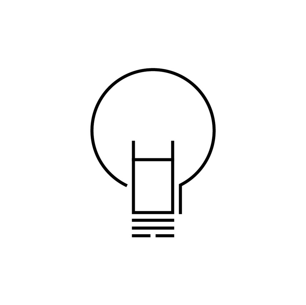 Day 41  빛 /bit/ 빛 mean light in Korean. 💡 Have been 'illustrating' too literally these days, I just realized while looking at all the previous posts. Time for some changes!