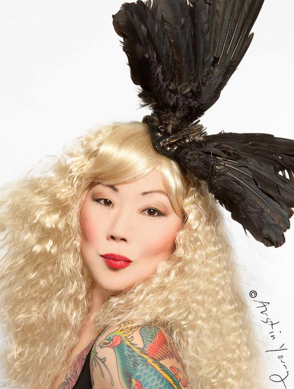Margaret Cho.