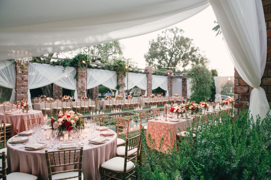 Wine Country Event Design