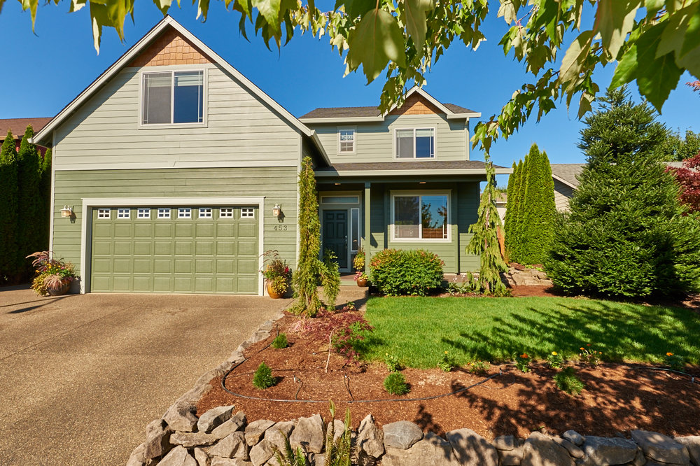 SOLD! Move in Ready Craftsman in McMinnville!