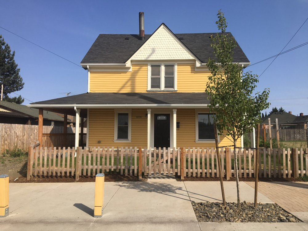Renovated Farmhouse in the Granary District, McMinnville.