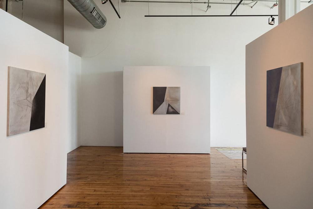 Ruptured Silence – Installation View