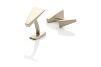 Single Link Cuff Links