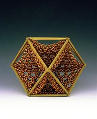 Skeletal Anamorphous Cuboctohedron