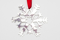 Snowflake III  Ornament