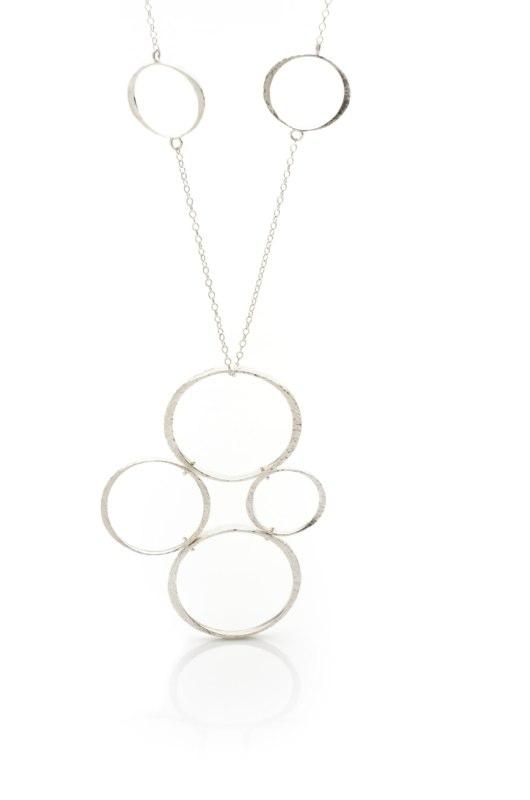 Tetrad Circlet Pendant