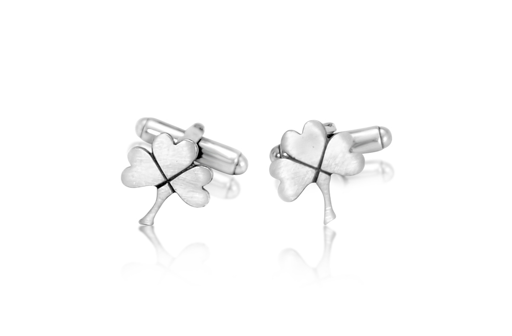 Luck of the Irish Cufflinks
