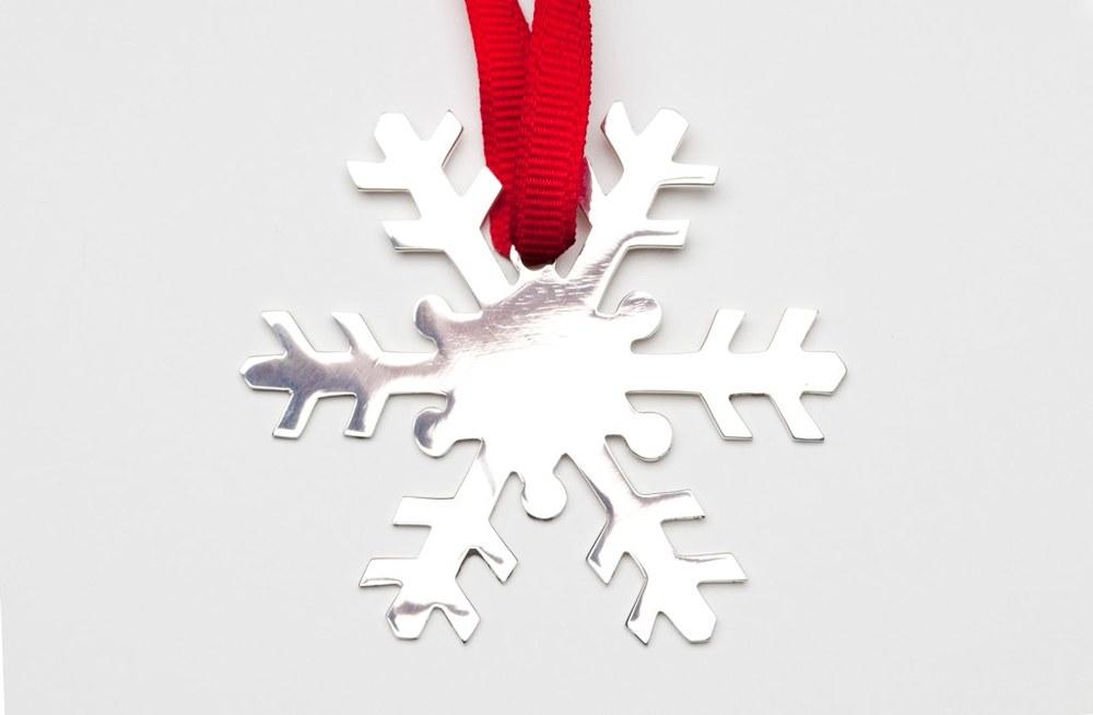 Snowflake II Ornament