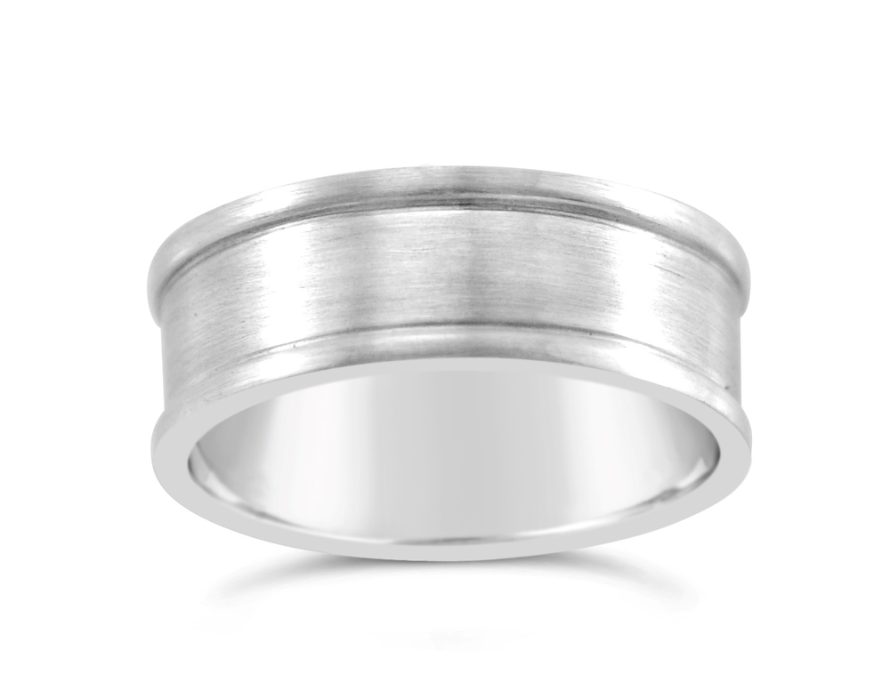 Bridal Men's Wedding Band