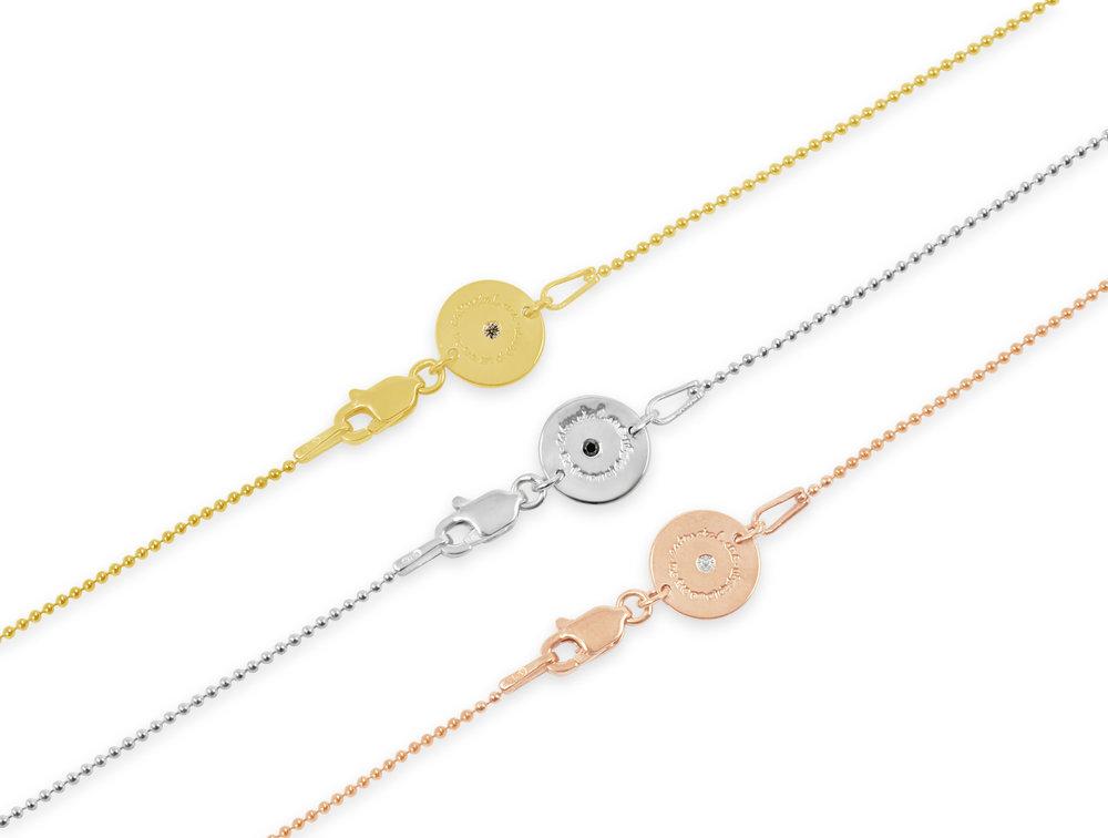 Diamond Celestial Necklace