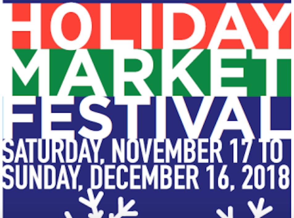 LBIF Holiday Market Nov 17-Dec 16, 2018