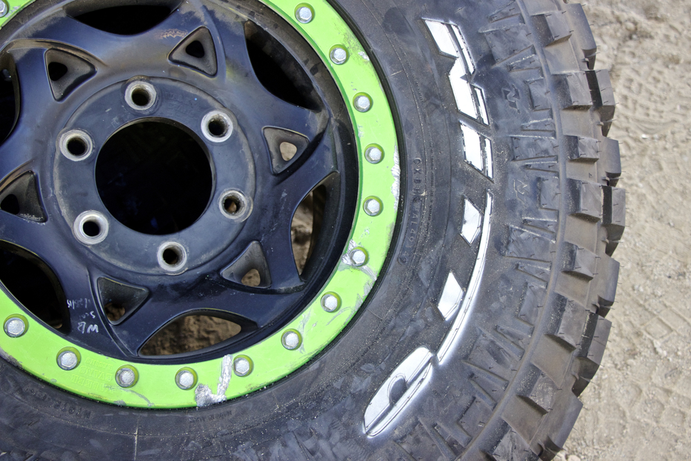 """Off-Road Tire"""