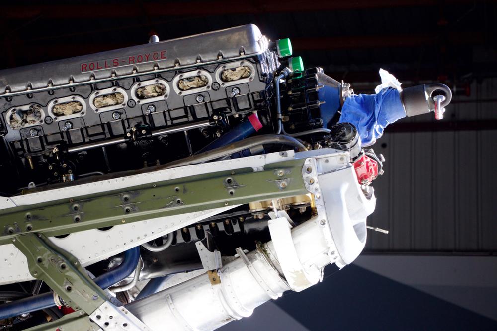 """""""P-51 Engine"""""""