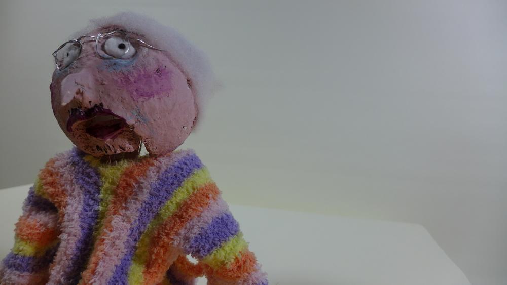 Pauline (rod puppet)