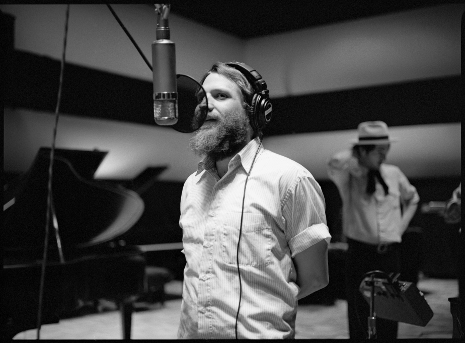 Bawn in the Mash recording at RCA Studio A