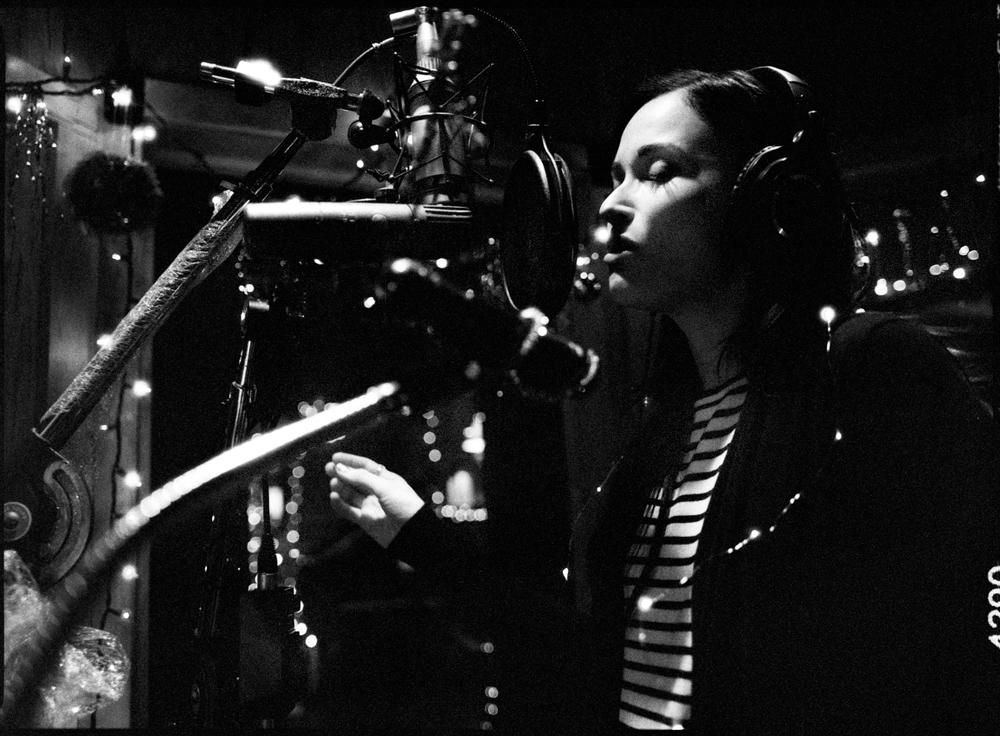 KACEY MUSGRAVES RECORDING