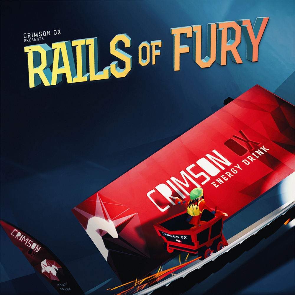 RAILS OF FURY (2014)