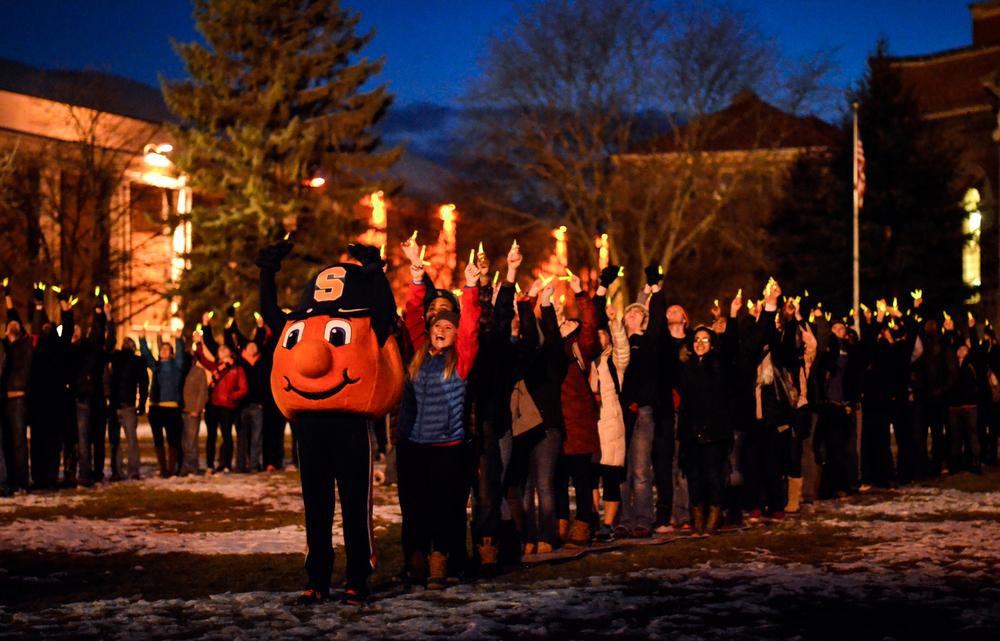 Syracuse University / Spring 2014
