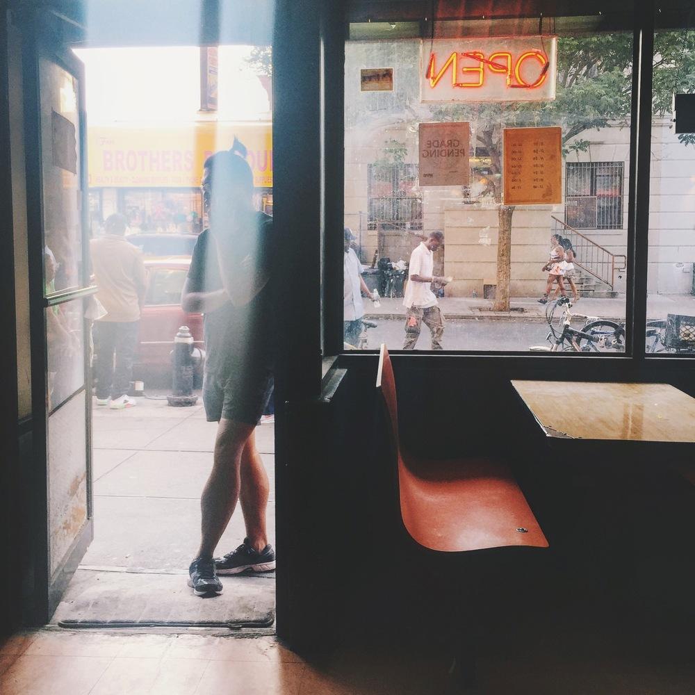 Daniel, Crown Heights, 2015.