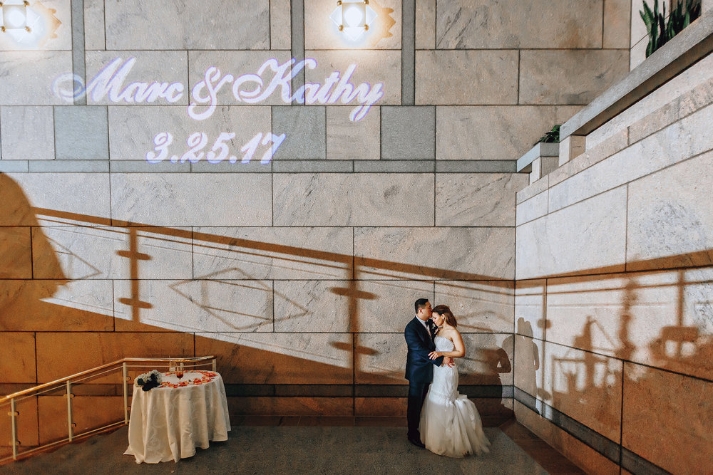 Kathy + Marc City Club of Washington 3/25/17