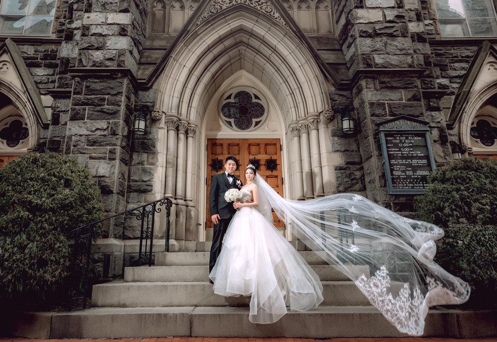 圣玛丽教堂(St.Mary Mother of God Catholic Church) 华盛顿婚纱;华盛顿DC婚纱;大华府婚纱;DC婚纱