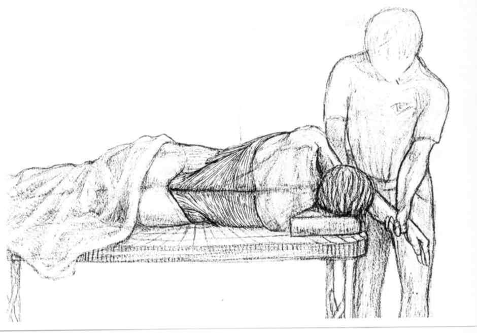 """Speed up and deepen your recovery with """"hands on"""" Somatics. -"""