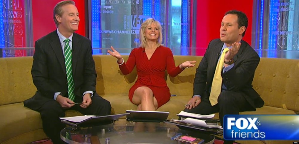 Fox & Friends on Who Talks? / #WhoTalks