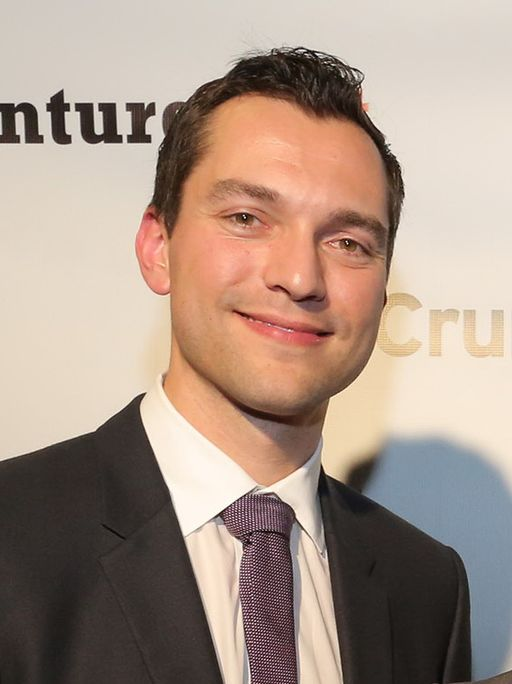 Nathan Blecharczyk, Cofounder and Chief Technology Officer of Airbnb. TechCrunch [CC BY 2.0], via WIKIPEDIA Commons