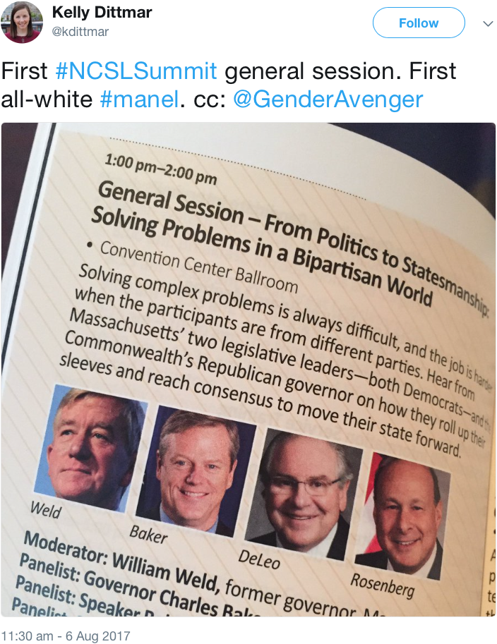 GenderAvenger Kelly Dittmar