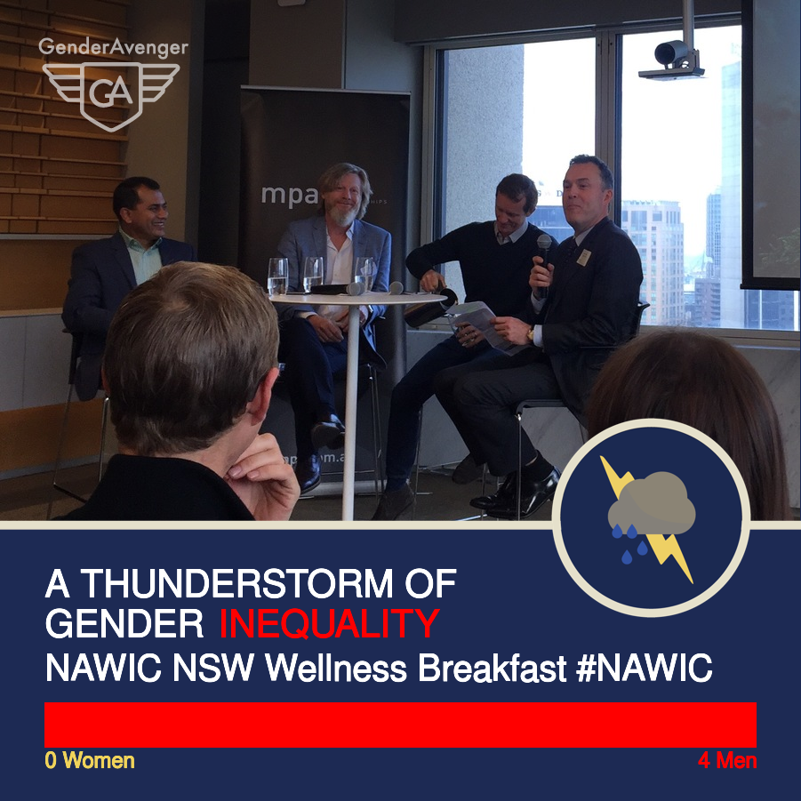 GenderAvenger GA Tally NAWIC