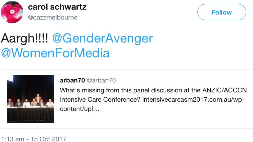 GenderAvenger Carol Schwartz