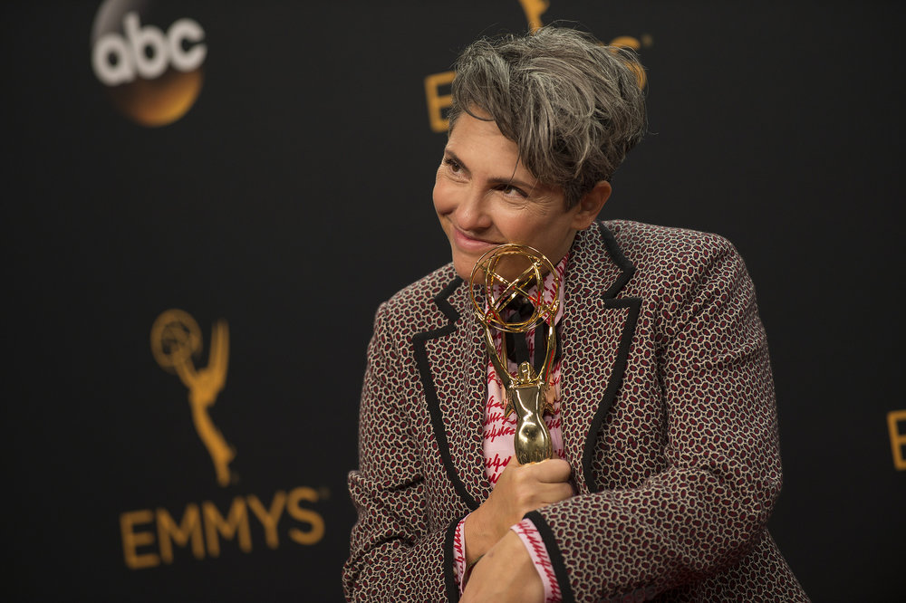 Jill Soloway by Disney | ABC Television Group [ CC BY-ND 2.0 ],  via Flickr