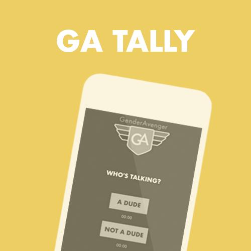 GA Tally