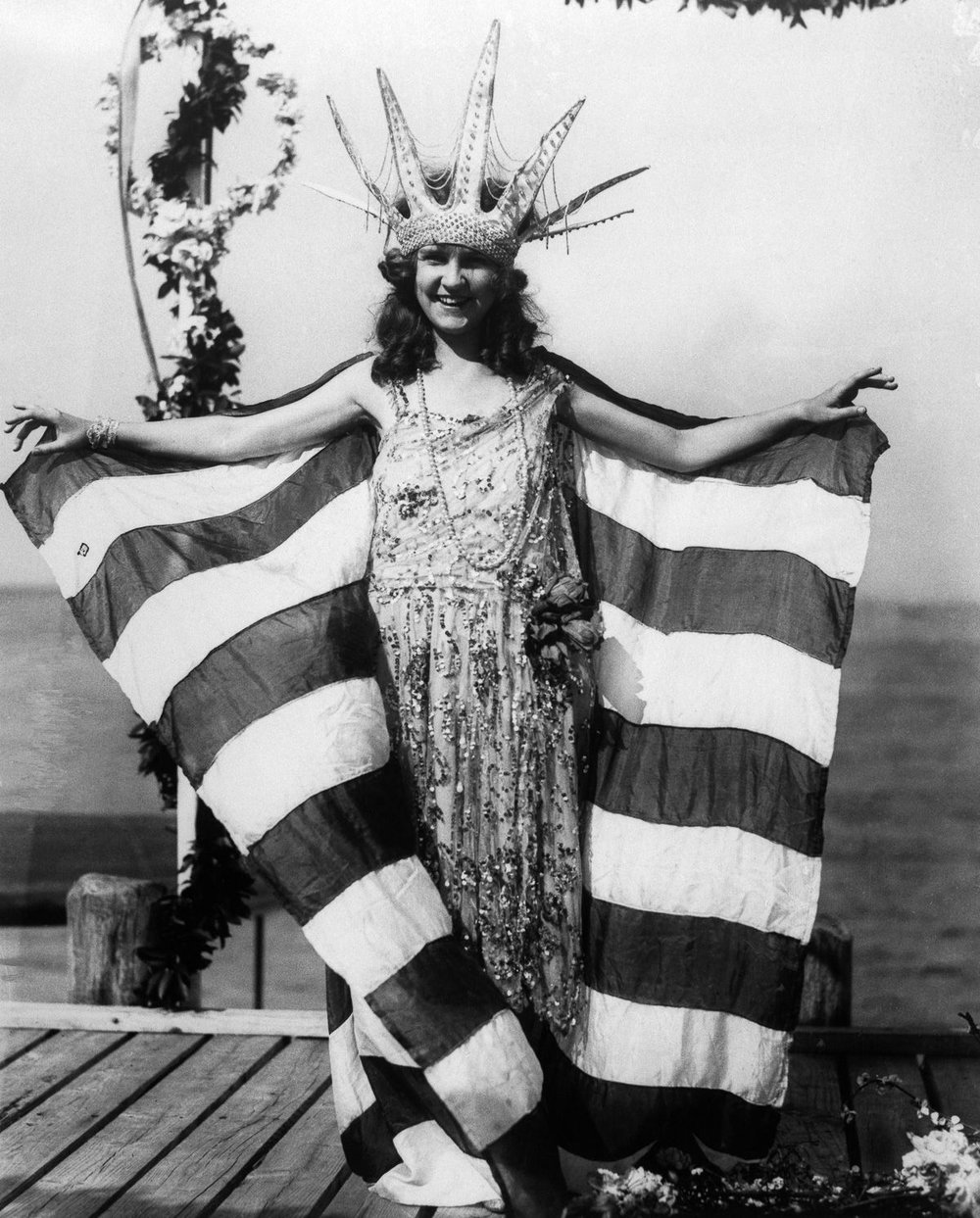 Margaret Gorman, Miss America 1921