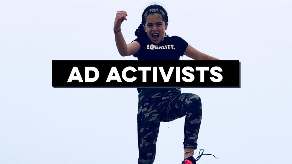 Ad Activists