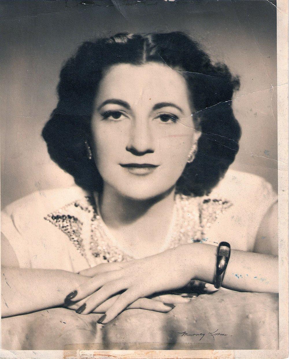 Lillian Stritzler