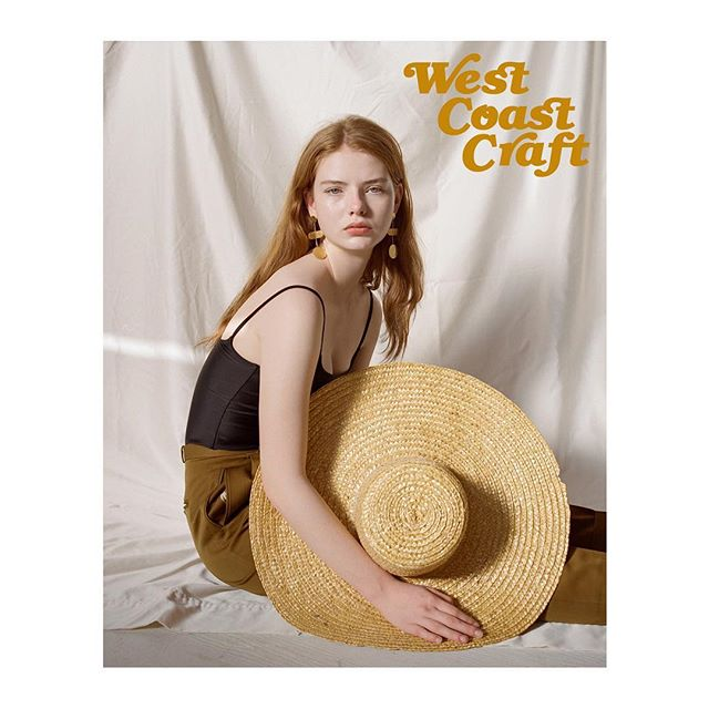👋🏻 San Francisco Bay area! I'm super excited to be coming down for @westcoastcraft next weekend, June 9 +10th. It's been a few years since my last visit and I can't wait to see ya! 💛