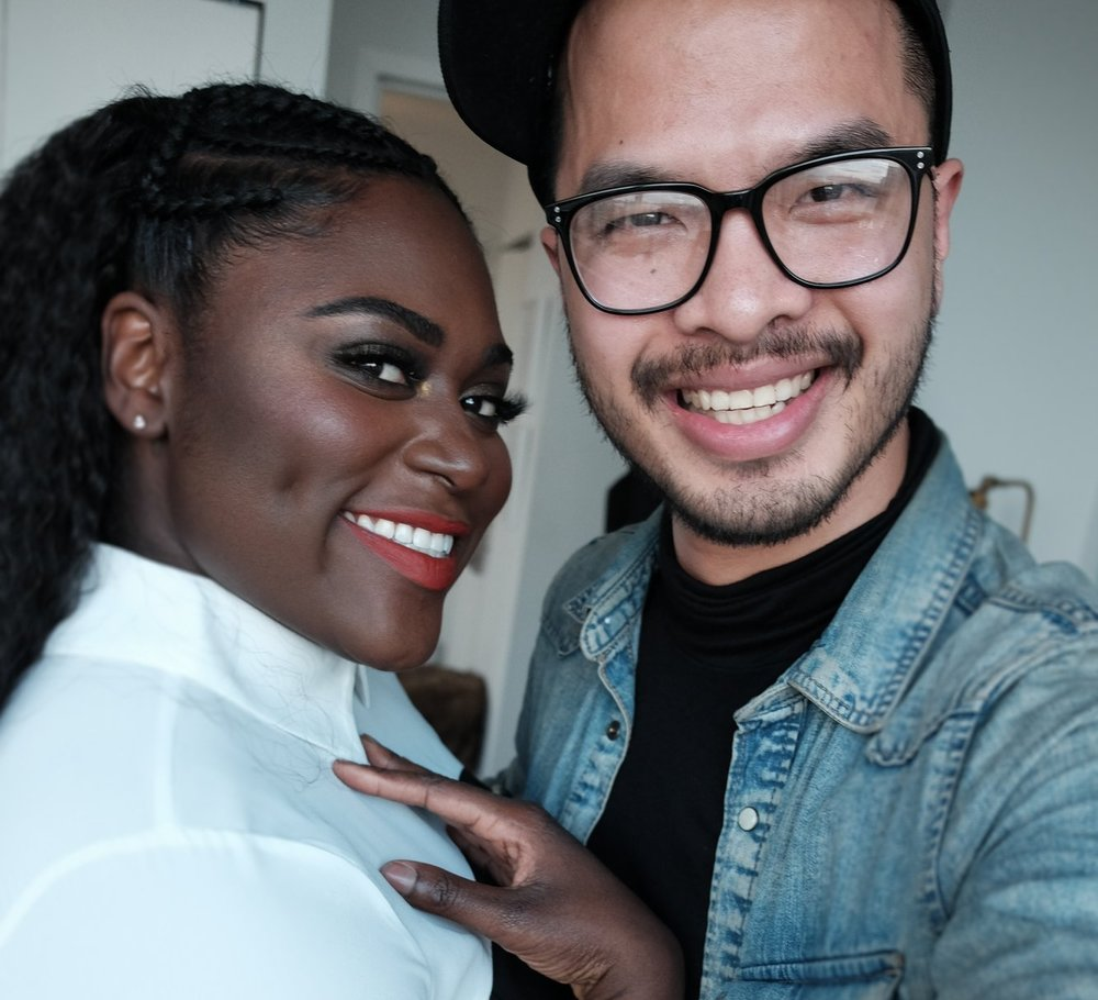 The beautiful Danielle Brooks!