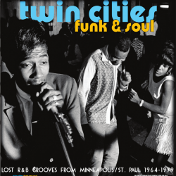 Twin Cities Funk & Soul    Secret Stash Records 25/2012