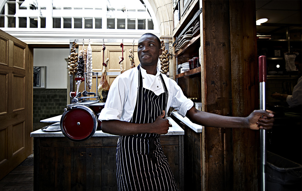 Restaurant Worker - East End London
