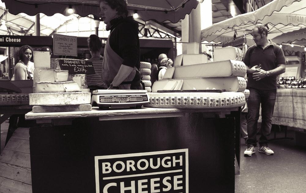 London Borough Market Editorial Shoot