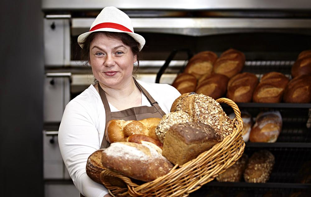 Polish Bakery Rye Crust
