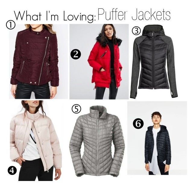 1. Vero Moda Short Padded Jacket With Asymmetric Zip  | 2. River Island Faux Fur Hooded Padded Jacke  | 3. H&M Padded Lightweight Jacket | 4. Topshop Emily Puffer Jacket | 5. The Northface Thermoball Jacket | 6. Zara Short Puffer Jacket