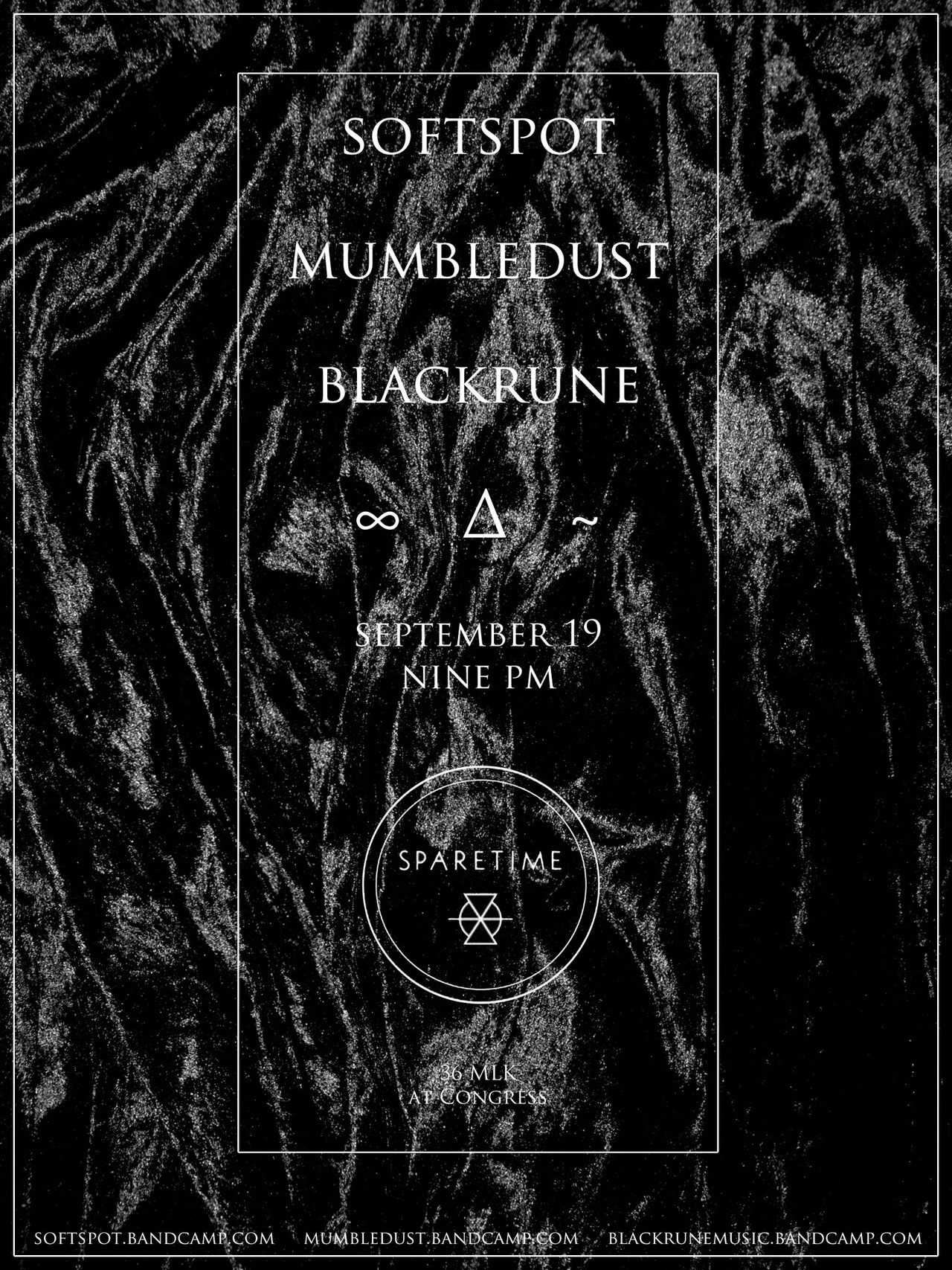 Well Savannah, we have a furhoof twofer coming up on Wednesday, 19 September 2012 with mumbledust and Blackrune playing together at the Sparetime in Savannah, GA with SoftSpot! Attend here.
