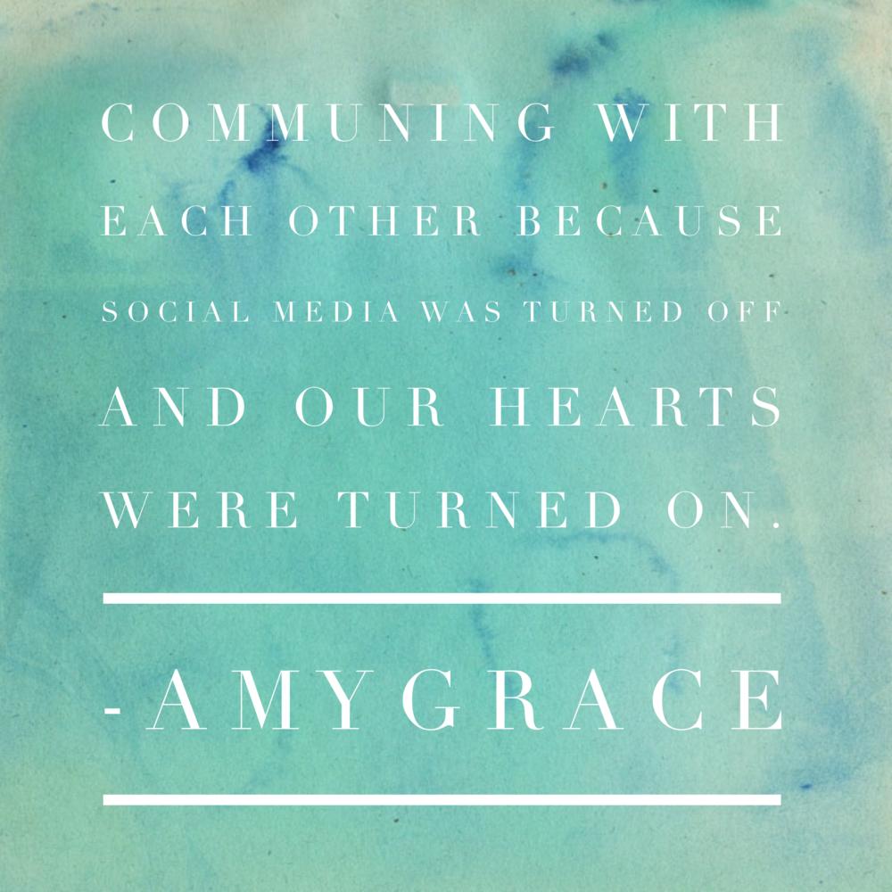 Communing