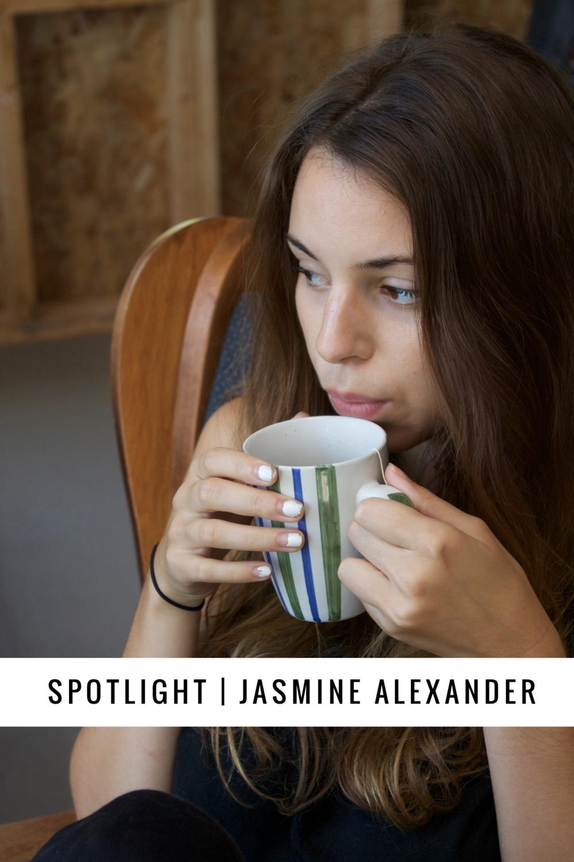 SPOTLIGHT.jasminealexander